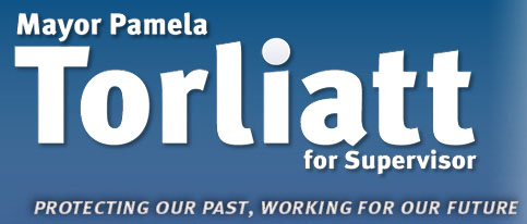 Pamela Torliatt for Supervisor